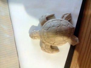 tuto tortue bois sculpté