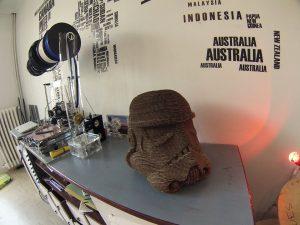 Stormtrooper 123d make laser cut