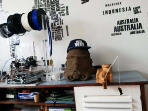 tortue en bois sculpter, imprimante 3d, star wars