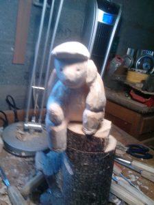 tuto sculpture bois