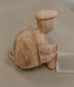 tuto sculpture bois ponser