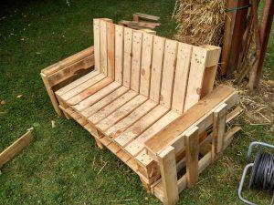 fauteuil jardin tuto