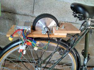 fabriquer velo electrique rapide